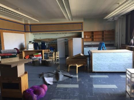 Classroom Setup!
