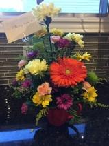 Birthday Flowers!